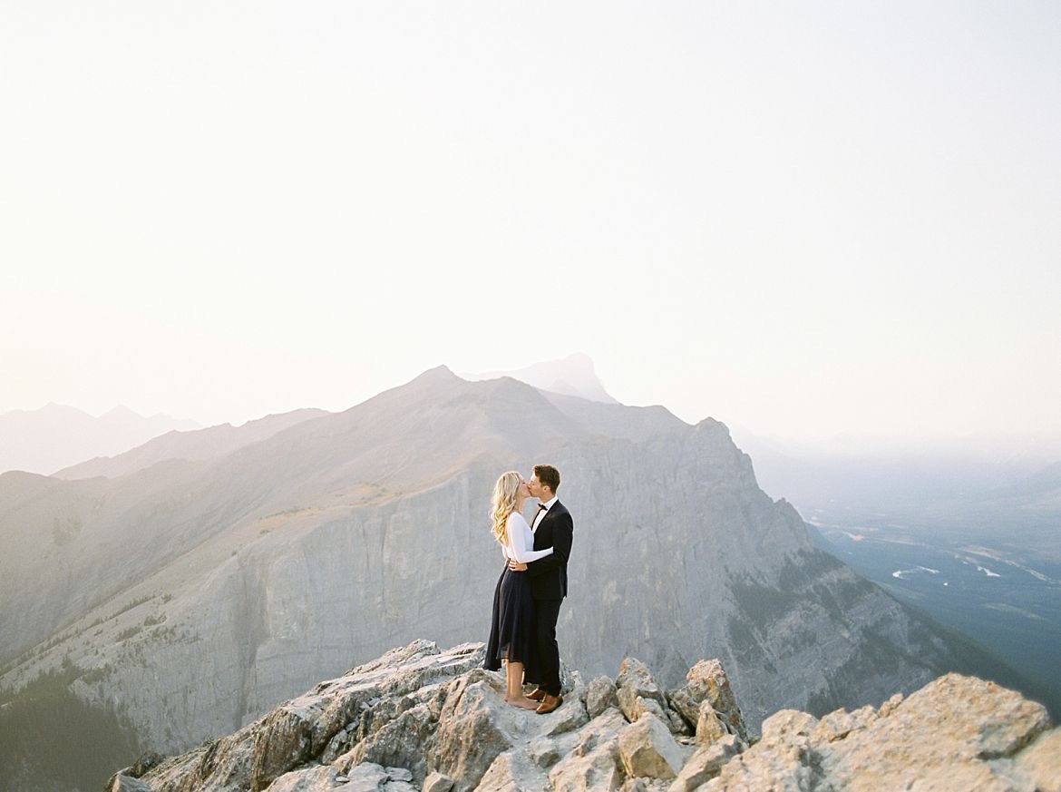 Mountaintop Anniversary Session