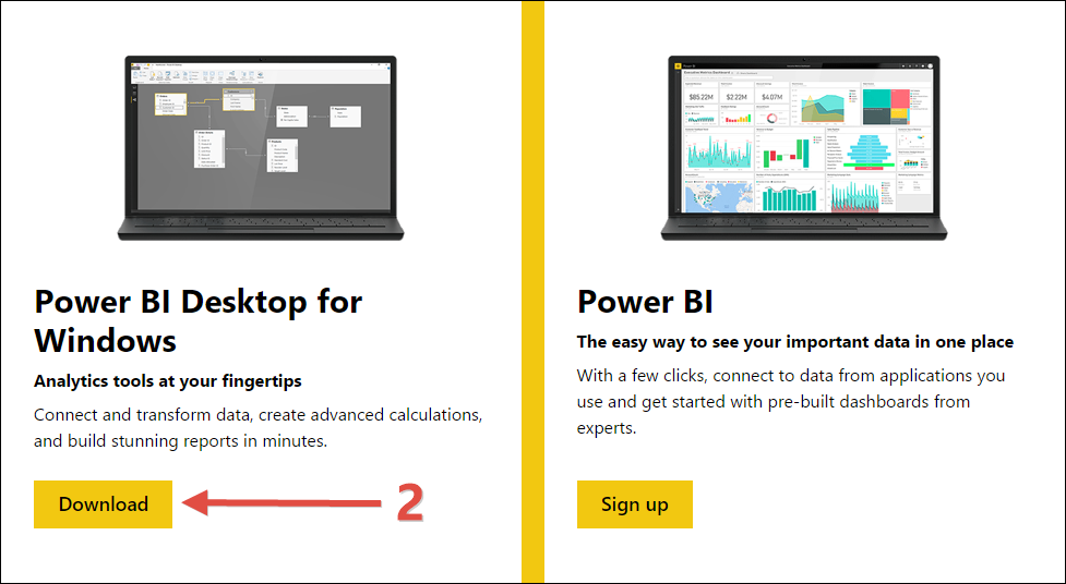 What is Power BI Desktop?