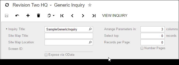 Building Generic Inquiries Isn't Scary