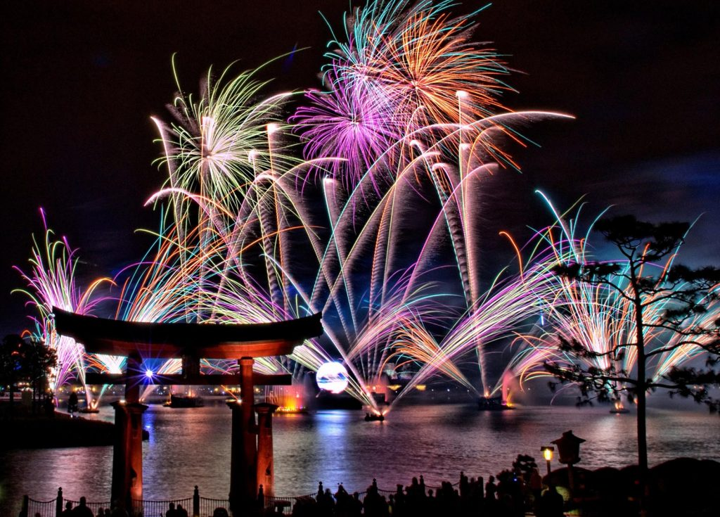 Japan on New Years Eve