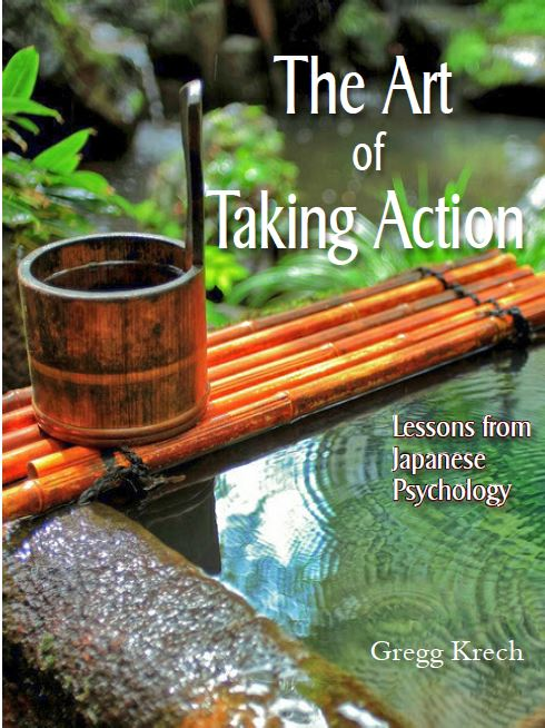 Art of Taking Action Cover