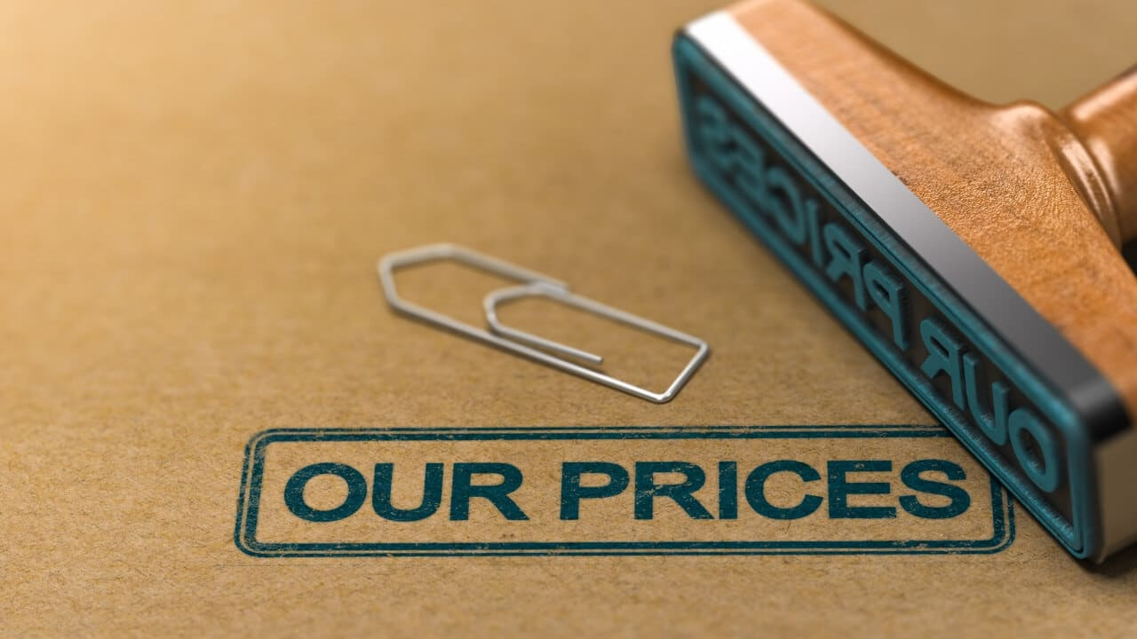 Understand live answering service pricing