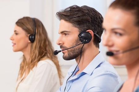 Live Agents at Phone Answering Service