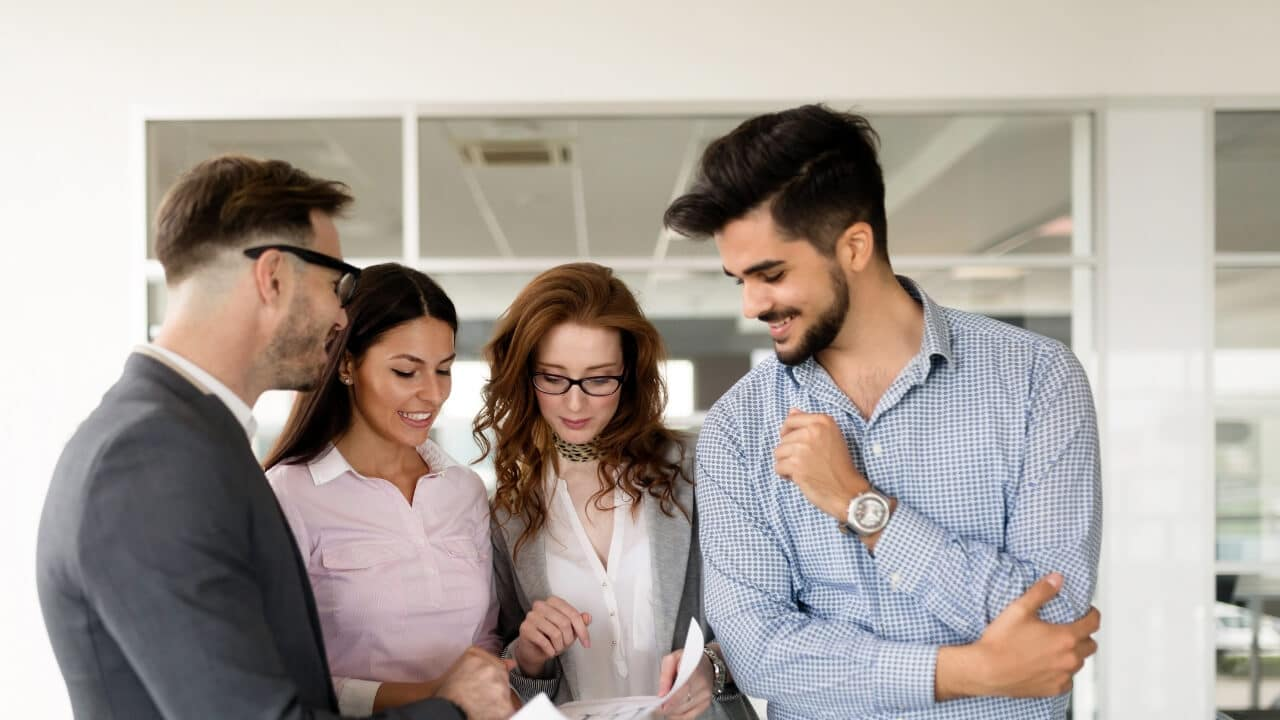 Take the first steps to training your customer service staff
