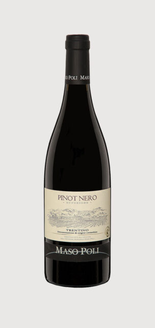Maso Poli Pinot Noir Superiore Trentino DOC