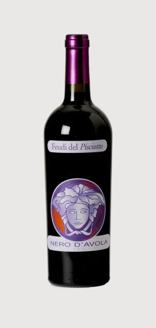Feudi del Pisciotto Versace Nero d'Avola Terre Siciliane IGT
