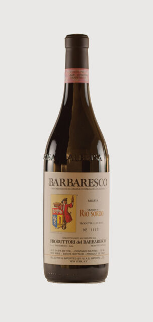 Produttori del Barbaresco Rio Sordo Barbaresco Riserva DOCG
