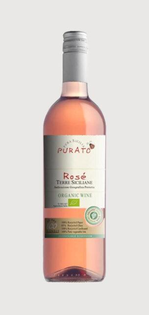 Purato Rosé Terre Siciliane IGP