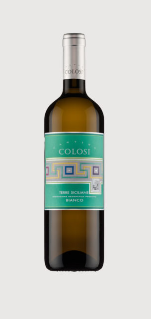Cantine Colosi Bianco Terre Siciliane IGP