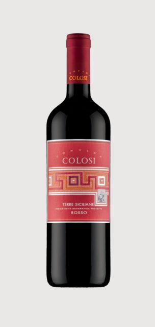 Cantine Colosi Rosso Terre Siciliane IGP