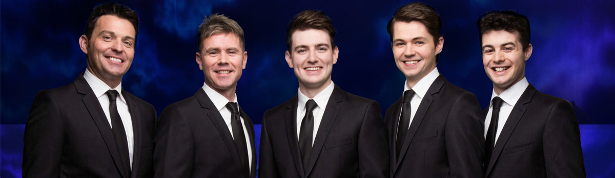 Celtic Thunder � The Symphony Tour