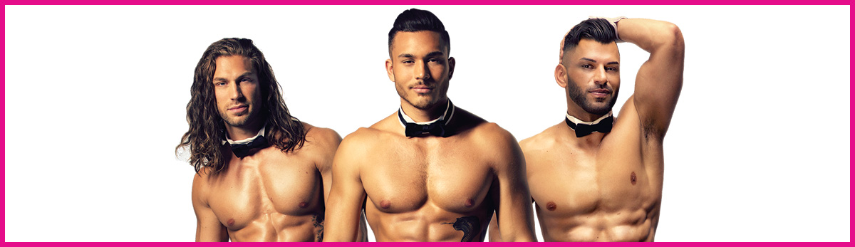 Chippendales – About Last Night Tour