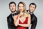 Maks, Val and Peta � Live on Tour � Confidential