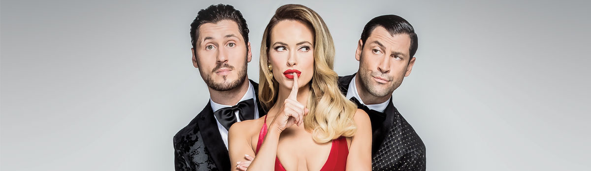 Maks, Val and Peta – Live on Tour – Confidential