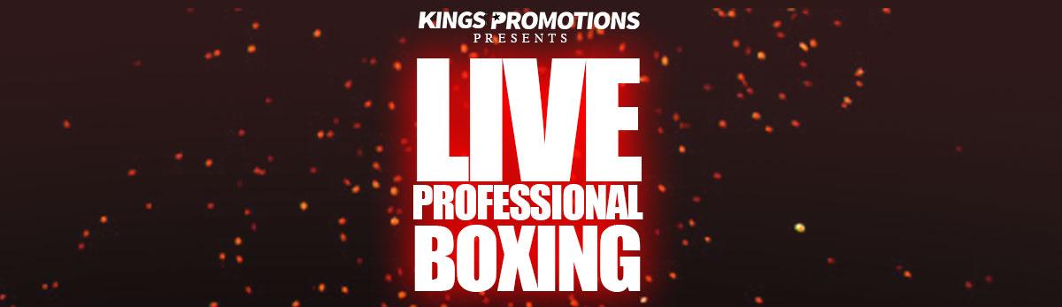 Live Professional Boxing