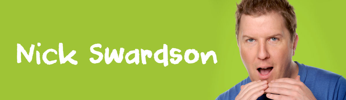 Nick Swardson: Too Many Smells Tour