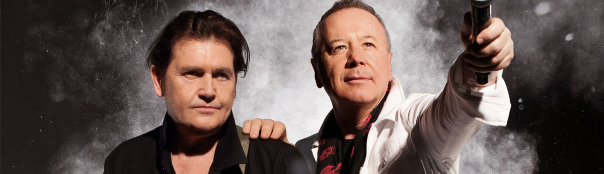 An Evening With Simple Minds