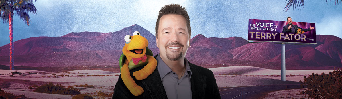 Terry Fator - LIVE!