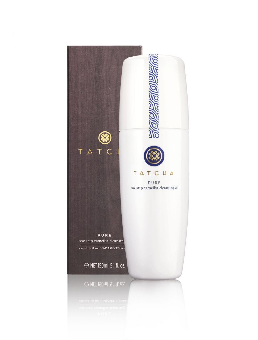 Tatcha Pure One Step Camelia Cleansing Oil