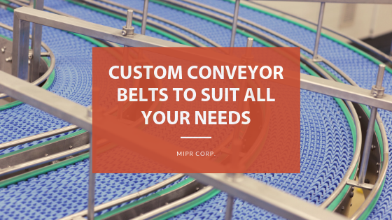 Custom Conveyor Belts For All Your Needs