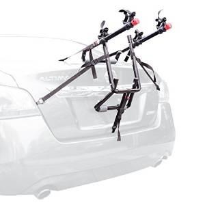 1.Allen Sports Deluxe 2-Bike Trunk Mount Rack