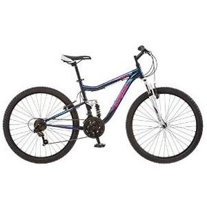 2. Mongoose Women's Status 2.2 Mountain Bike