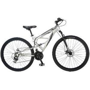 3. Mongoose Impasse Dual Full Suspension Bicycle (29-Inch)