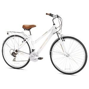 3. Northwoods Springdale Women's 21-Speed Hybrid Bicycle, 700c