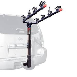 3.Allen Sports Deluxe 4-Bike Hitch Mount Rack with 2-Inch Receiver