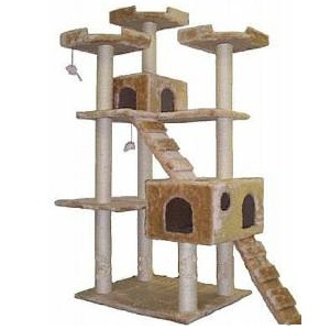 2.Go Pet Club Cat Tree F2040