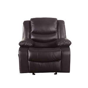 2-bonded-leather-recliner-living-room-rocker-chair