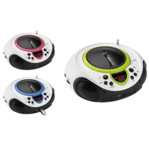 best tabletop radio with cd player
