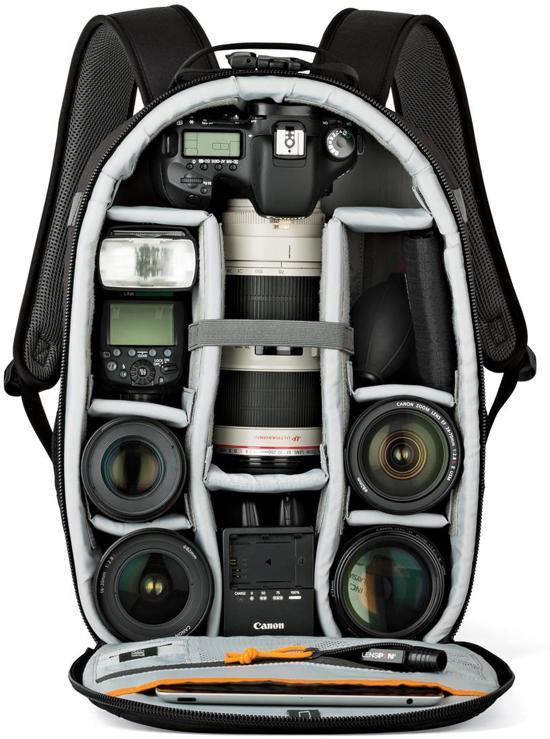 61e20b9e36b ᐅ Beste Camera Rugzakken. Vergelijking En Goedkope Prijzen - Juni 2019
