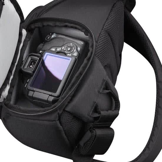 293b0a51ed4 Bij het kopen van zo'n speciale rugzak kun je rekening houden met de  volgende punten: hardcase of softcase, hoeveel accessoires wil je meenemen,  ...