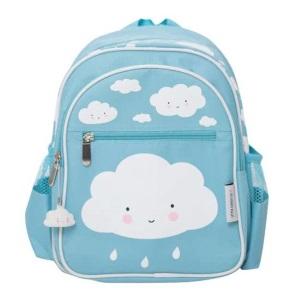 c6b21a48821 De kinderrugzak van A Little Lovely Company is gewoon om verliefd op te  worden. Dit product ziet er mooi en vooral schattig uit. Het heeft een  lichtblauwe ...