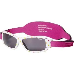 29ac51a9218d83 De SINNER Bambino baby zonnebril is geschikt voor kinderen van 0 tot 2 jaar.  Het is voorzien van categorie 3 lenzen en het heeft dus donkere glazen.
