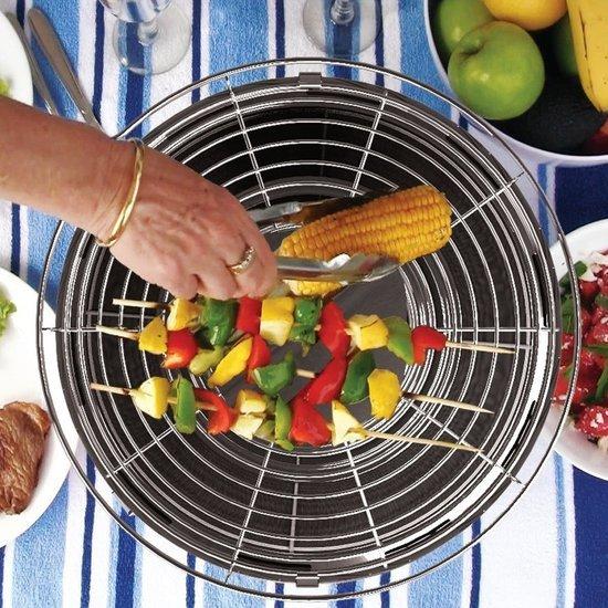 Nieuw ᐅ Beste Rookvrije Barbecues. Vergelijking En Goedkope Prijzen TZ-87