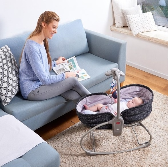 Schommelstoel Met Trilfunctie.ᐅ Beste Baby Schommelstoelen Van 2019 Vergelijking En Goedkope Prijzen