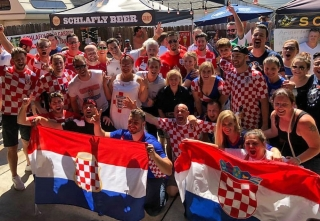Croatia v England - World Cup 2018 2018-07-12