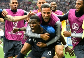 World Cup 2018 - In Pictures - 2 2018-07-16