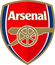 Arsenal FC Team Logo