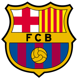 Futbol Club Barcelona Team Logo