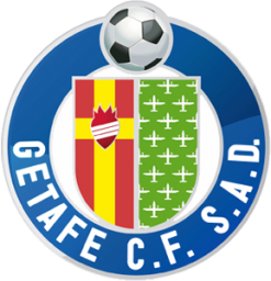 Getafe Club de Fútbol Team Logo