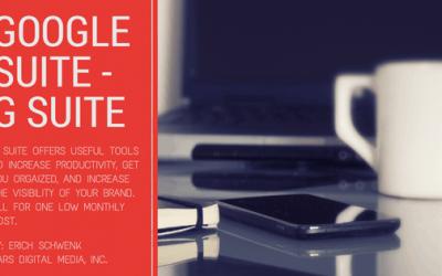 Google Suite – G Suite – Your Key to Productivity