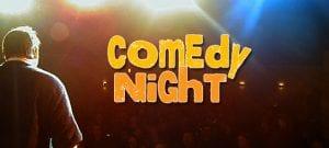 Comedy Night Banner | 863area.com