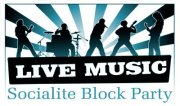 Sat. Nov 17th - Socialite Block Party w/ Live music by The Detectives (Reggae/Beach Rock) & 10,000 Papercuts