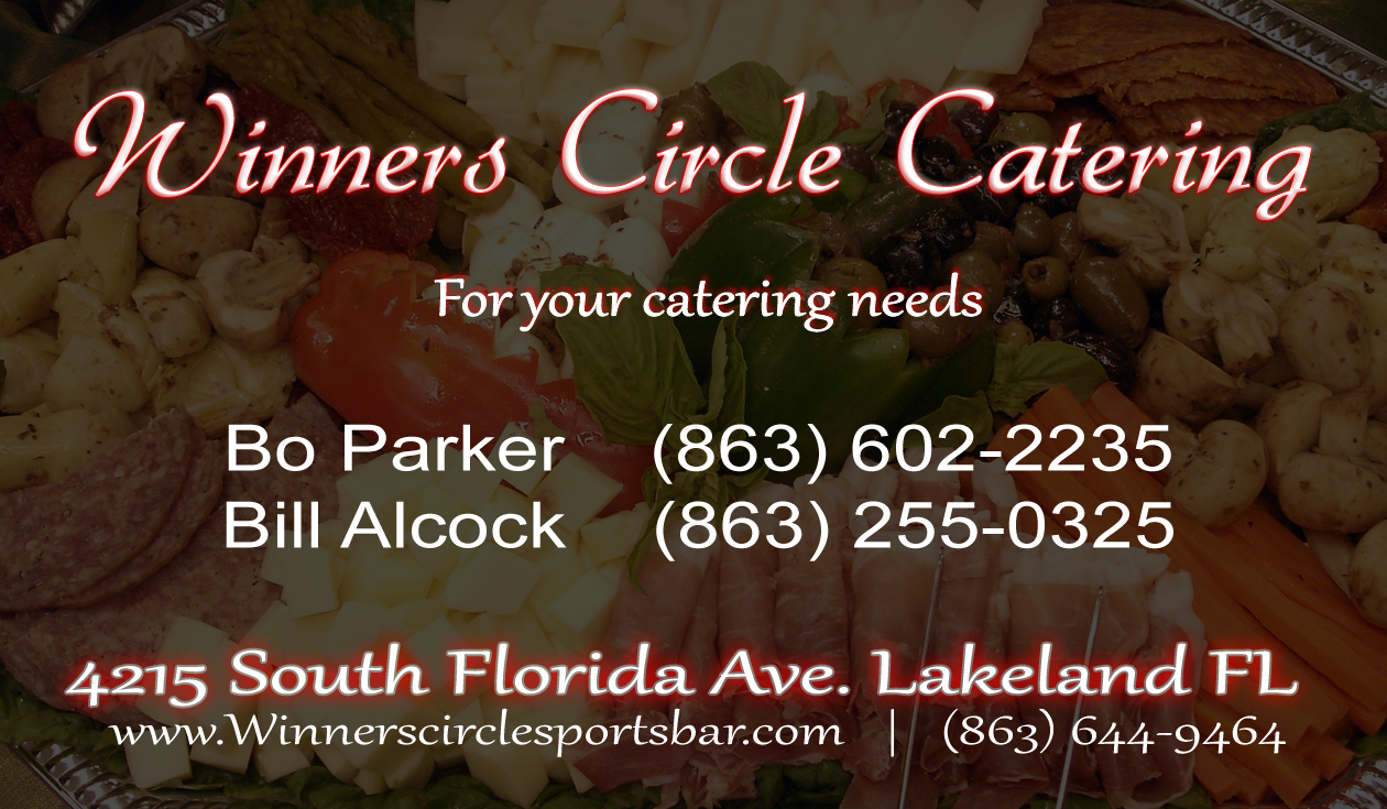 Winners Circle Catering - Lakeland, Florida