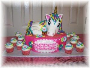 A Sweet Event Unicorn