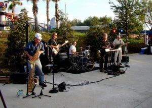 The Last Exit Blues Band