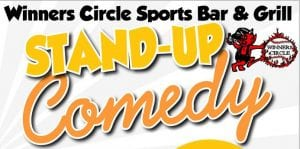 Friday Night Comedy at Winners Circle